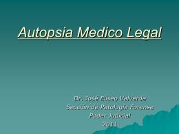 3. Autopsia Medico Legal