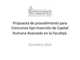 Propuesta_Tipo_Insercion - Facultad de Ciencias Quimicas y