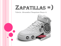 Zapatillas =) - WordPress.com