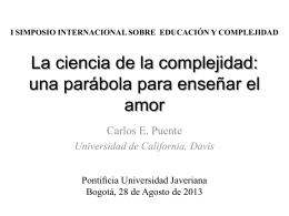 Diapositivas - Carlos E. Puente