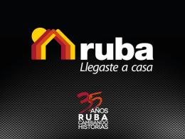Luis Enrique Terraza, RUBA