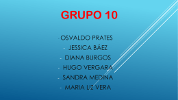 GRUPO 10 USO DE LA BARRA Y EL ASTERISCO