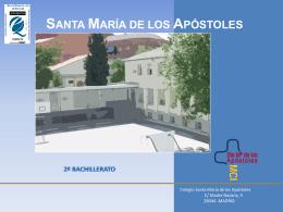 Febrero 2º PADRES - Colegio Santa María de los Apóstoles
