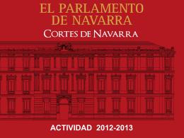 Memoria II año VIII Legislatura