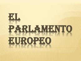 6. Lucía Da Graca -El Parlamento Europeo