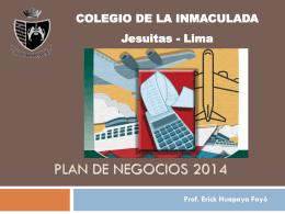 Descarga - Ciencias Sociales 2014 Colegio de La Inmaculada