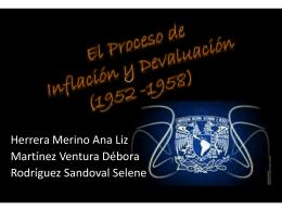 DEVALUACIÓN DEL PESO 1954