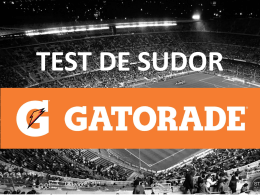 sweat test gatorade 2015