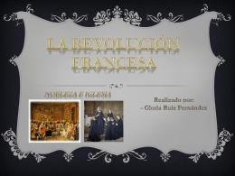 Revolución Francesa. Nobleza