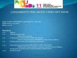 Diapositiva 1 - Consulado General del Perú en Roma