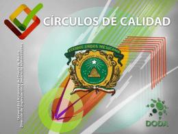 Círculos de Calidad 2011.