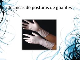 Tecnicas De Posturas De Guantes