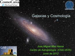 Galaxias y Cosmología I