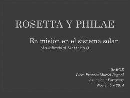 (Actualizado al 18/11/2014) Sr.BOE Liceo Francés Marcel Pagnol