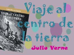 Viaje al centro de la tierra Elvia Dolores Díaz Orozco