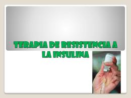 ressitencia a la insulina 2
