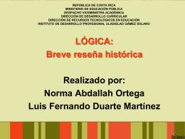 LOGICA y ATC21S -