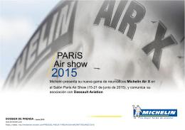Présentation PowerPoint - Michelin espacio prensa