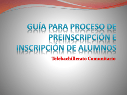 Guia_preinscr - Bachillerato del Estado de Hidalgo