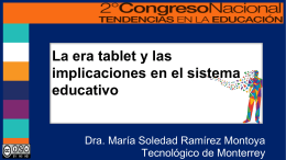 La era tablet (Ramirez)