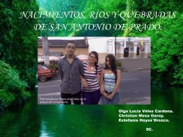Descarga - Corregimiento San Antonio de Prado