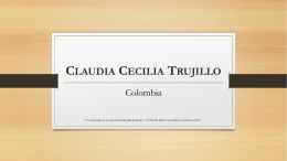 Claudia Cecilia Trujillo