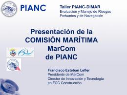 MARCOM - Pianc