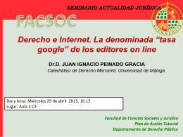 Seminario Juan Ignacio - Diario Digital de la UJA