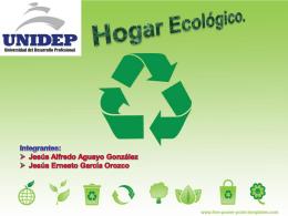 Hogar ecologico