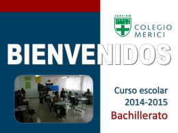Diapositiva 1 - colegio merici