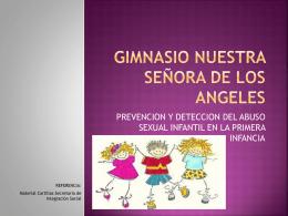 ¿Qué ES EL ABUSO SEXUAL INFANTIL?