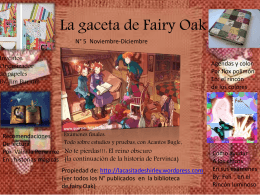 La gaceta de Fairy Oak 5
