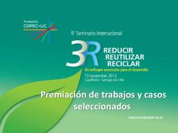 04 Premiación - Fundación Copec-UC