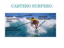 CARTERO SURFERO.