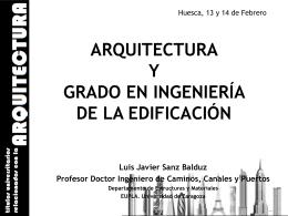 01 Arquitectura y Edificacion