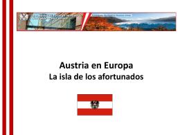 Austria - Cámara de Comercio Argentino Austríaca