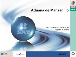 Exportación - Mexicoxport