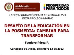 la educación actual está formando mejores seres humanos?
