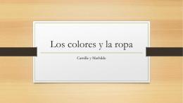 los_colores_y_la_ropa