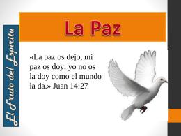 03-La Paz (1066343) - (el evangelio de Cristo).