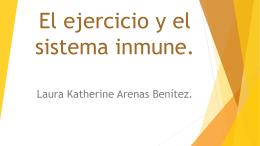 Ejercicio y sistema inmune G2