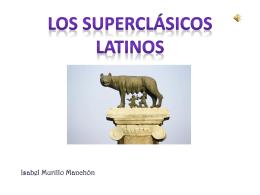 Diapositiva 1 - Latin-Llerena