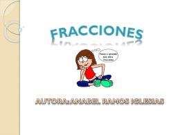 Fracción : Anabel