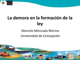 Ver Presentación en 4to. Encuentro - Sociedad Chilena de Políticas