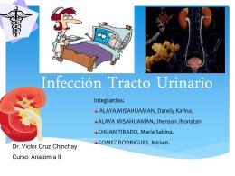 Infección Tracto Urinario