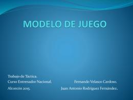 juan R y Fernando Velasco