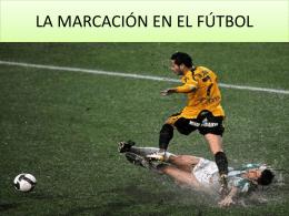 Tipos de Marcación - liga futbol champions lif