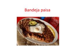 Bandeja paisa - Colombianfood