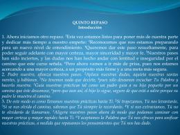 Quinto Repaso - Claudia Alvarado