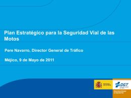 Presentación Director Méjico Mayo 2011